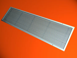 Stainless Grille